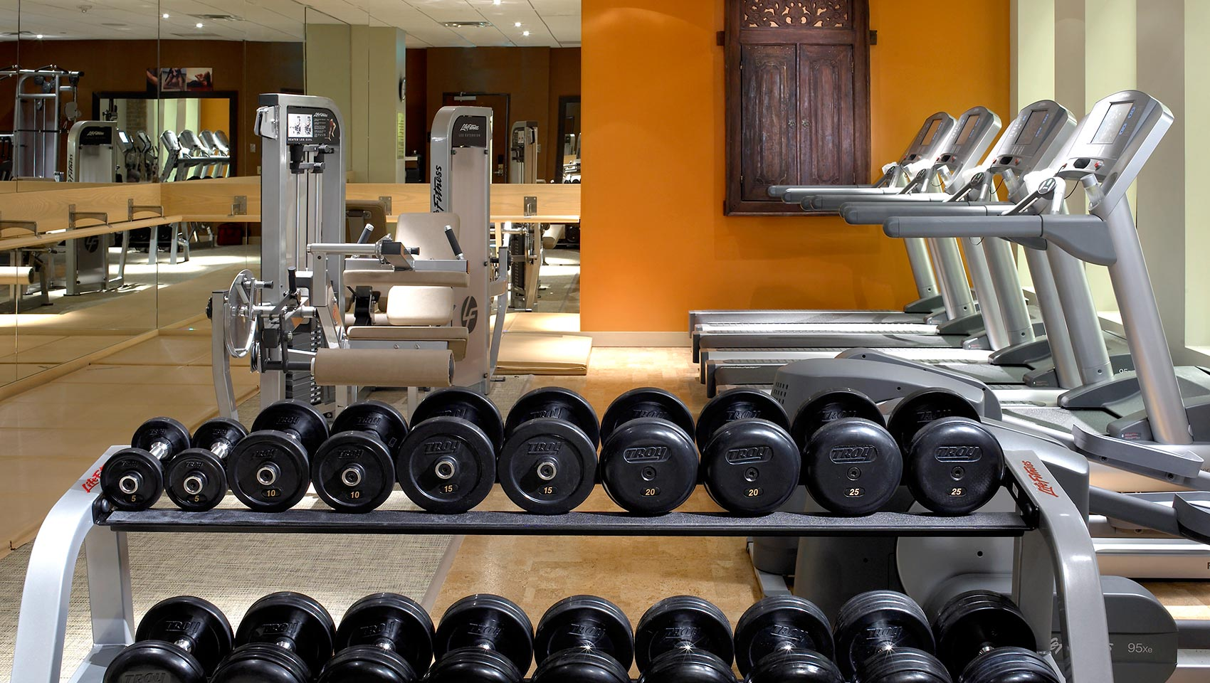 Fitness Center The Kimpton Hotel Palomar La Beverly Hills