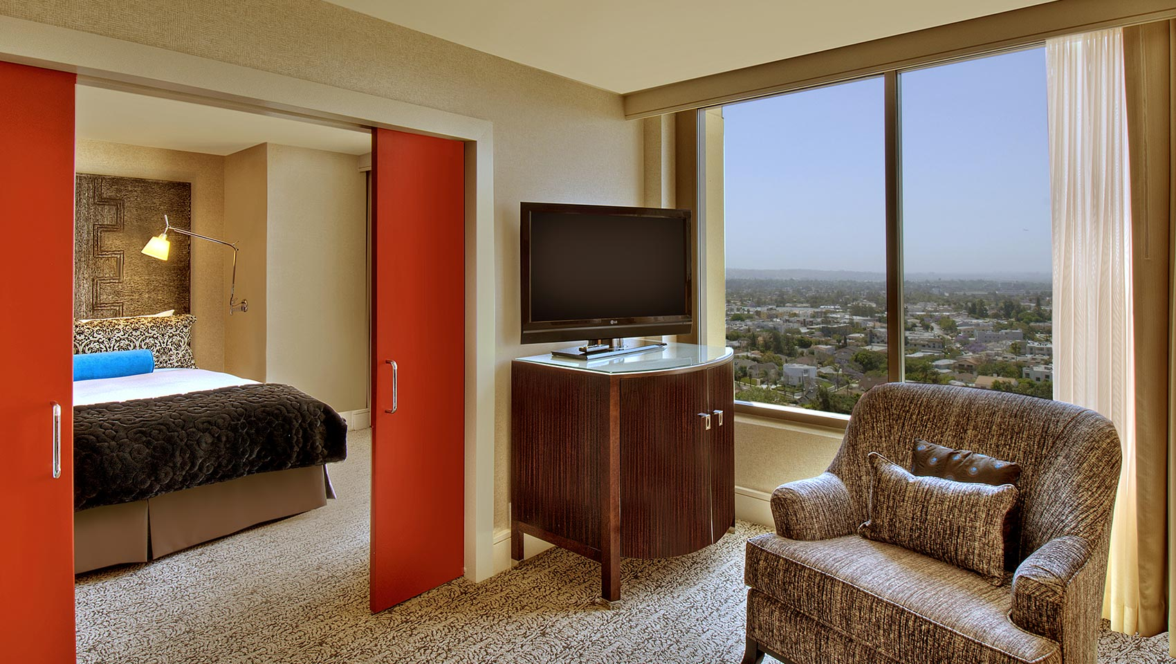 kimpton palomar los angeles suite