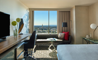 Skyline View Guest Rooms